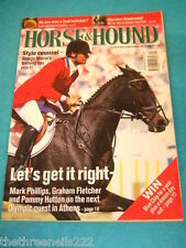 HORSE & HOUND - STYLE COUNSEL - OCT 12 2000