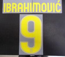BARCELLONA BARCELONA SET 9 IBRAHIMOVIC MAGLIETTA 09-10