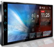 AUTORADIO mit GPS BLUETOOTH DAB+ Navi Doppel 2DIN Navigation MP3 Android