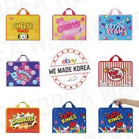 BT21 Character Sweet Zipper File Folder Bag 350x260mm 7types Authentic K-POP MD