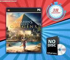 ASSASSIN'S CREED ORIGINS [PC] (2017) UPLAY DOWNLOAD KEY 🎮🔑