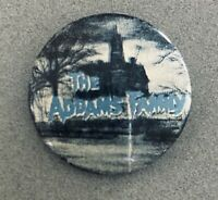 Rare Vintage 1965 Green Duck Pinback Addams Family Filmways Button Pin
