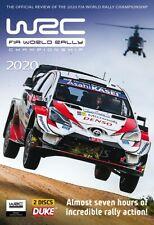 WRC 2020 FIA World Rally Championship - OTT TANAK, ELFYN EVANS, OGIER NEW DVD 📀