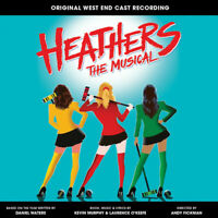 Heathers The Musical (original West End Cast Recording) [New CD] Explicit