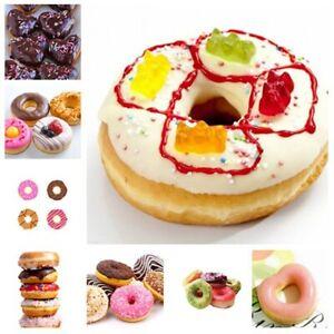 Baking Tools Formen Haushaltsrunde Hohle Brotform Donut Schimmel Verschiedene