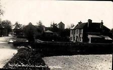 Wootton St Lawrence near Basingstoke. Post Office & Church.