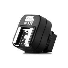 TF-325 Flash studio lights Hot Shoe to PC Sync Convert Adapter For SONY Canon