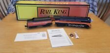 MTH Rail King Southern Pacific 4-8-4 GS-2 Northern Steam P-Sound 30-1174-1