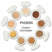 PHOERA BEST FULL COVERAGE CONCEALER MAKEUP CREAM MATT FOUNDATION COLOR CORRECTOR
