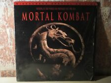 MORTAL KOMBAT - LASERDISC WIDESCREEN Special Edition - Christopher Lambert