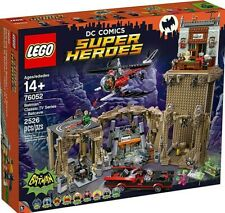 NEW LEGO 76052 Super Heroes Batman Classic TV Series Batcave retired ✅ SEALED ✅