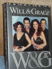 Will  Grace - Season 7 (DVD, 2007, 4-Disc Set)