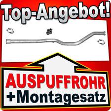 Rohr PEUGEOT 307 2.0 HDI TD 107/110 PS Kombi 2002-2005 Auspuff Mittelrohr NNH
