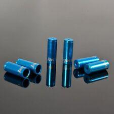 Jagwire casquillos de extremo, 4.5mm, Abierto, Azul, 6 Pcs/Set