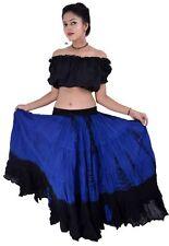 Gypsy Gonna Belly Dance Tribal Fusion Skirt 25 Yard Cotton