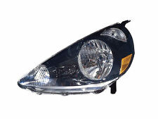 2007 2008 HONDA FIT HEADLIGHT LAMP NIGHTHAWK BLACK CODE B92P LEFT DRIVER SIDE