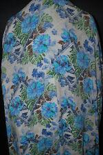 Rayon Crepon woven fabric natural fiber rayon plant based vintage floral print