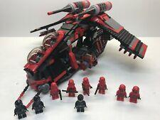 Lego® Built Star Wars™ Sith Heavy Assault Gunship MOC Custom Based on Lego 75021