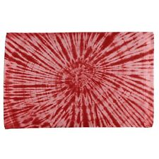 Red Tie Dye All Over Sport Towel