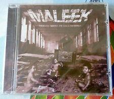 MALEEK - TRAS EL MITO DE LA CAVERNA - CD NUEVO - METAL HARDCORE THRASH HEAVY