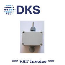 PT100 Temperature Sensor Probe Waterproof IP65 Indoor / Outdoor 000806