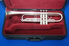 Kanstul F. Besson International Series Model 800 Silver Trumpet Prof. Serviced