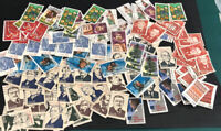 150++ USED ASSORTED US COMMEMORATIVE DUPLICATION SEE IMAGES B2G1F or OFFER 861