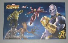 Avengers Infinity War Advent Coin Calendar Limited Collectible Collectable New
