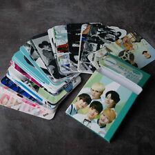 K-POP SHINEE TAEMIN KEY ONEW MINHO Photo Message Card ( 30 Piece )