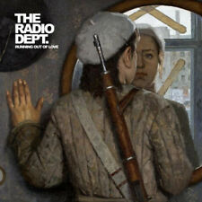 El departamento de radio: la falta de amor vinilo (2016) *** nuevo ***