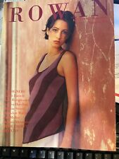 Rowan Knitting Magazine Number 23 - In Very Good Condition