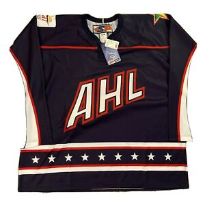 2004 AHL All Star Classic PlanetUSA jersey NWT size XL w/ Team + Event Patches
