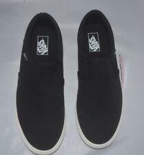 Vans Size 10 Classic Black  Slip On   Brand New in Box & FREE POST