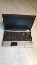 HP Probook 6550B i3-M370 2.4GHz 4GB Ram HDD 320GB 15.6'' 1366X768 Bluetooth