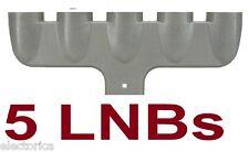 5 LNB HOLDER BRACKET DISH NETWORK W2 119 110 129 Y W2 SATELLITE 500 1000.2 DPP