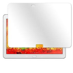 """QUALITY MIRROR SCREEN PROTECTOR COVER FOR SAMSUNG GALAXY NOTE 10.1"""" 2014 P600"""