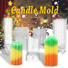 DIY Candle Molds Candle Making Mould Handmade Soap Molds Clay Craft Tools