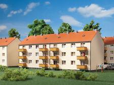* Auhagen scala N 14472 Caseggiato Famigliare Nuovo OVP