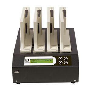 Ureach 1:3 SAS/SATA Hard Drive HDD/SSD Duplicator/Sanitizer 18GB/Min ITS300-SAS
