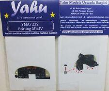 Yahu Models YMA7222 1/72 PE Short Stirling MK.IV Instrument Panel