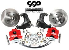 65-72 FORD F100 TRUCK STOCK SPINDLE DISC BRAKE CONVERSION KIT 5 x 5.5