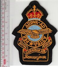 Canada Royal Canadian Air Force WWII RCAF Station CFB Beausejour Manitoba