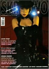 SALE - SKIN TWO MAGAZINE #36 / Collectable / Fetish Latex Rubber PVC Fantasy