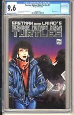TEENAGE MUTANT NINJA TURTLES #11 CGC 9.6 OWW NM+ Mirage 1987 vol 1 Eastman Laird
