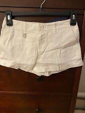 Ralph Lauren white shorts, size 8