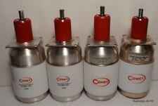 Comet Vacuum Variable Capacitor CVUN-1000AC/5-BEJA-Z 100-1000pF 5/3 kV ceramic
