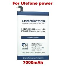 LOSONCOER Battery 7000mAh for Ulefone Power Battery For DOOGEE T6 Oukitel K6000