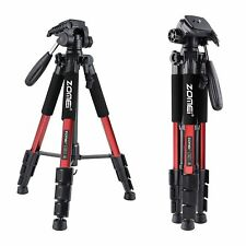 "Zomei Q111 55"" Pan Head Tripod Travel for Canon Nikon Sony Olympus DSLR Camera"