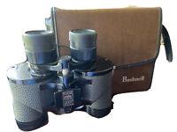 Vintage Army Military Binoculars Bell & Howell Bushnell 7x21 40 MM Original Case