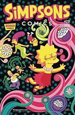 SIMPSONS COMICS #231 DEAN RANKINE NM 1ST PRINT
